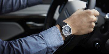 呈獻Evoque最新車款的結構美學 :ZENITH推出Defy Classic Range Rover限量版腕錶