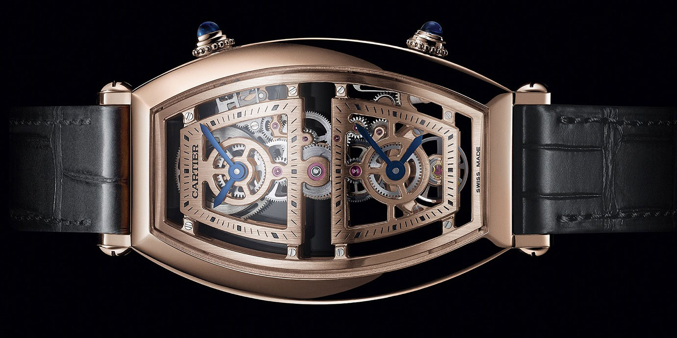 【Pre-SIHH 2019】迷人的曲線:Cartier Tonneau腕錶