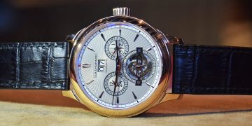 三大複雜功能齊聚一堂:Chopard L.U.C自製機芯腕錶