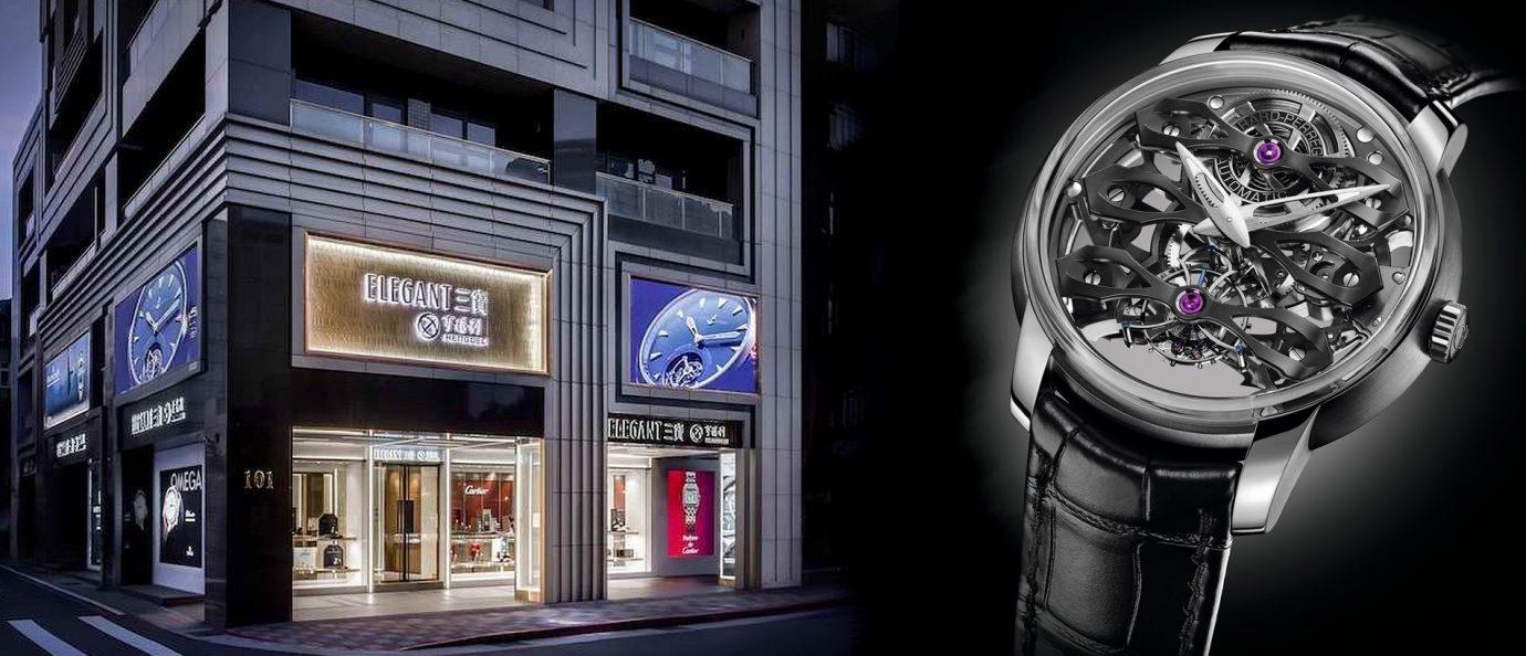 芝柏表「世紀傳承」非凡金橋工藝名錶展11月15日至23日於亨得利三寶名錶展出