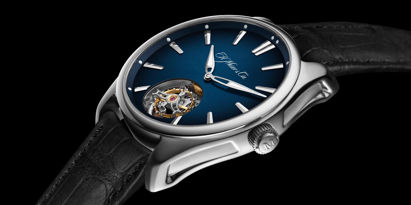 【Pre-SIHH 2019】襯托陀飛輪的漸層色:亨利慕時Pioneer Tourbillon腕錶