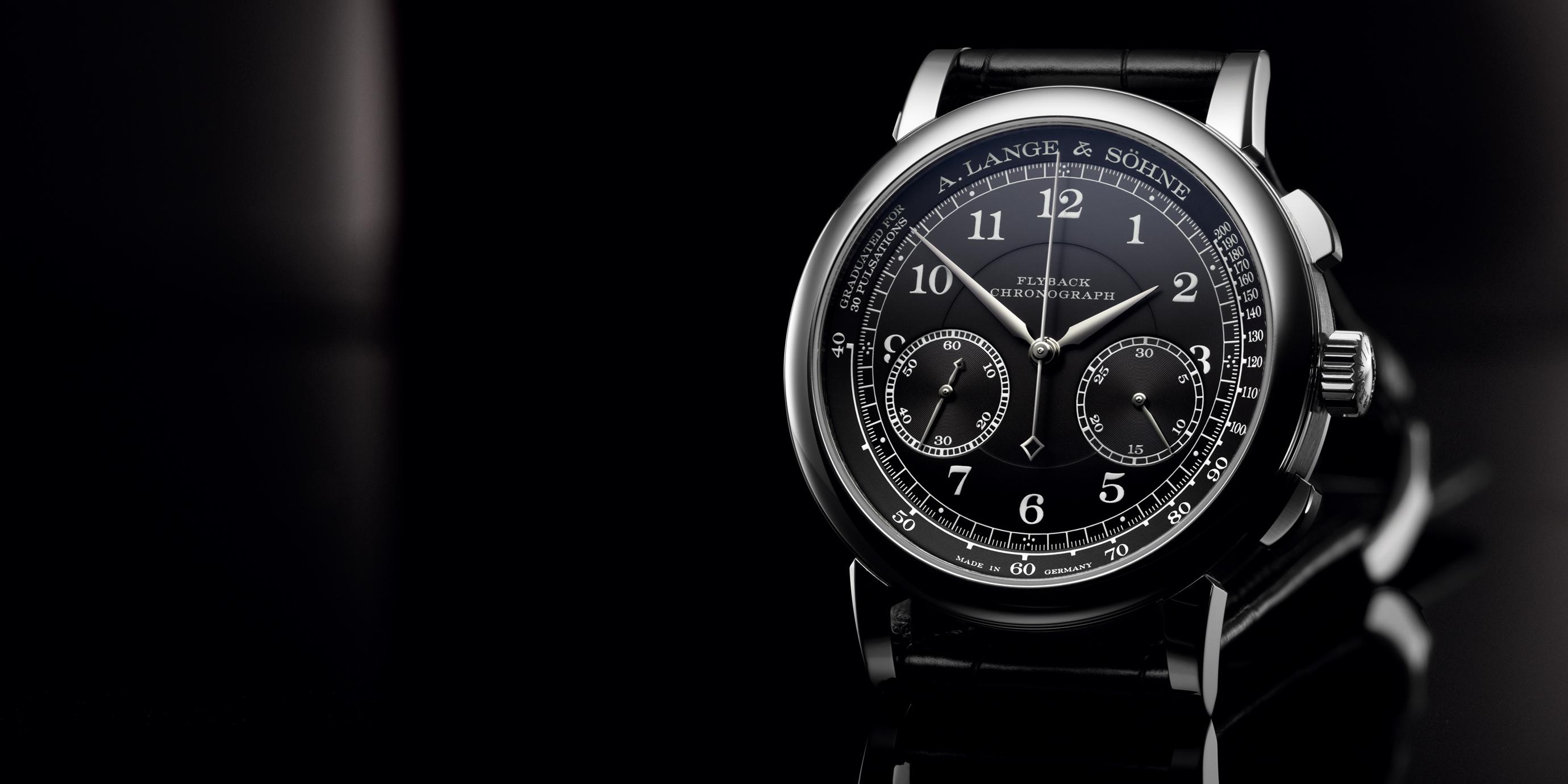 即刻成經典:A. Lange & Söhne飛返計時碼錶(上)