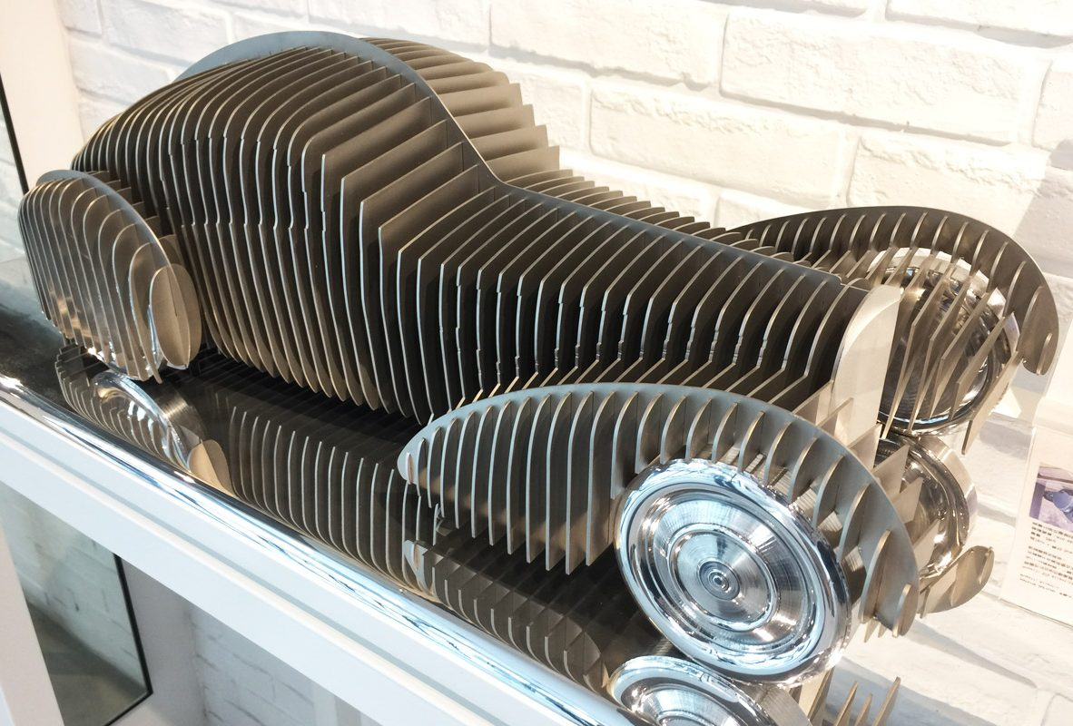 Bugatti Atlantic,限量10座,參考價NTD 560,000。