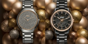 派對上焦點:Rado聖誕推薦錶款