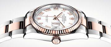 經典腕錶的典範:勞力士新款蠔式恒動日誌型Oyster Perpetual Datejust 36腕錶