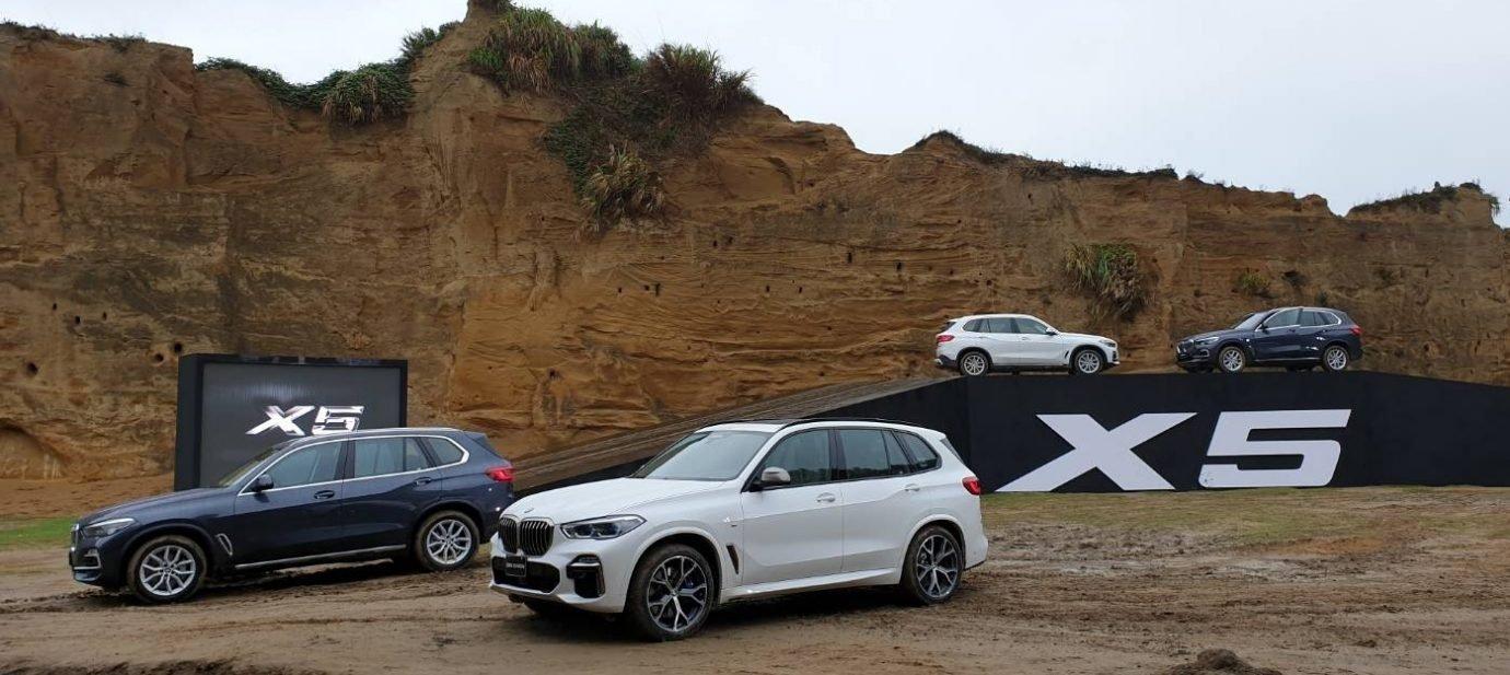 操控與安全並駕齊驅:全新世代性能休旅 BMW  X5 迅猛上市