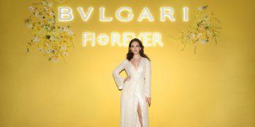 BVLGARI寶格麗於北京推出全新FIOREVER珠寶系列,璀璨盛放來自羅馬的歡愉