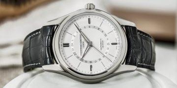 讀時更直覺:康斯登Classics Automatic 24H腕錶
