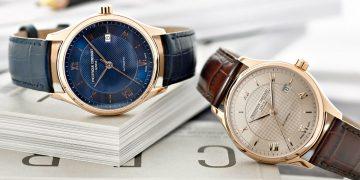 可觸及的奢華:Frederique Constant Classics Index系列腕錶