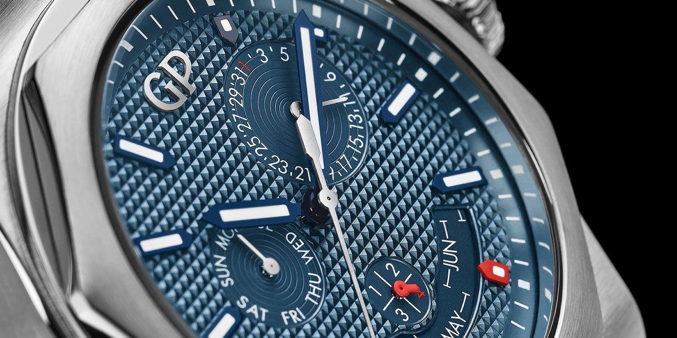 【Pre-SIHH 2019】不對稱之美:芝柏錶Laureato萬年曆腕錶