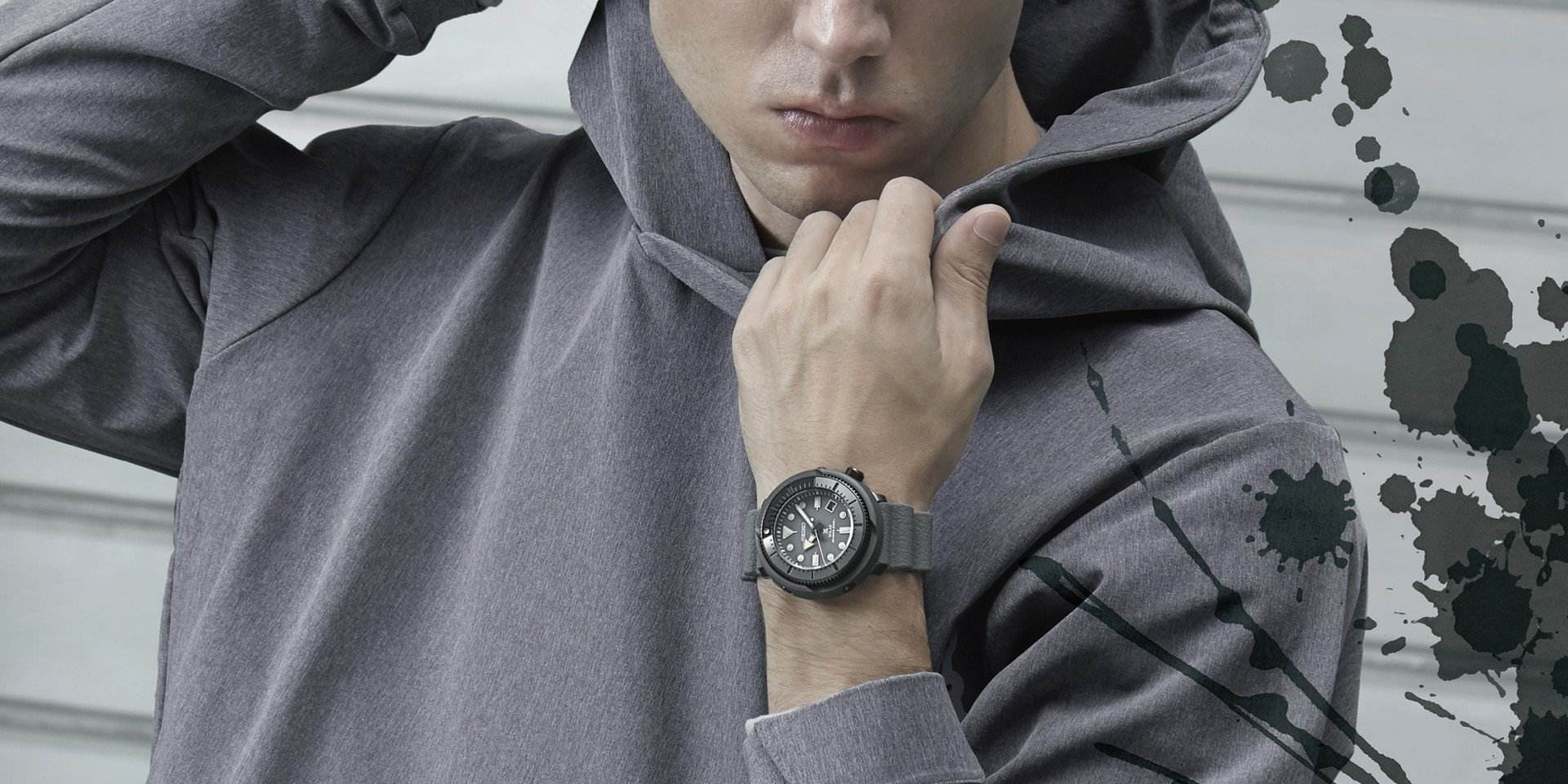 Seiko Prospex全新系列「Street Series」為潛水錶注入街頭元素,引領秋冬時尚風潮