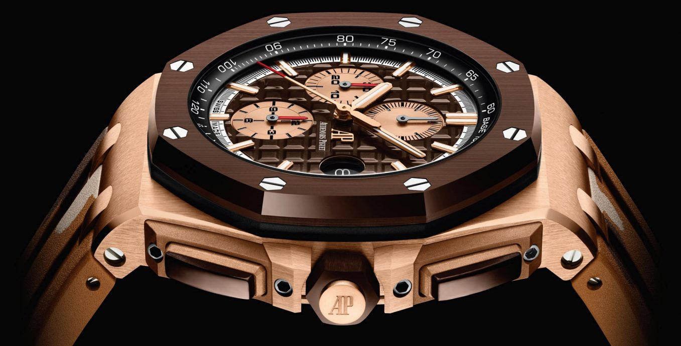 【Pre-SIHH 2019 】愛彼推出三款全新皇家橡樹離岸型迷彩系列腕錶