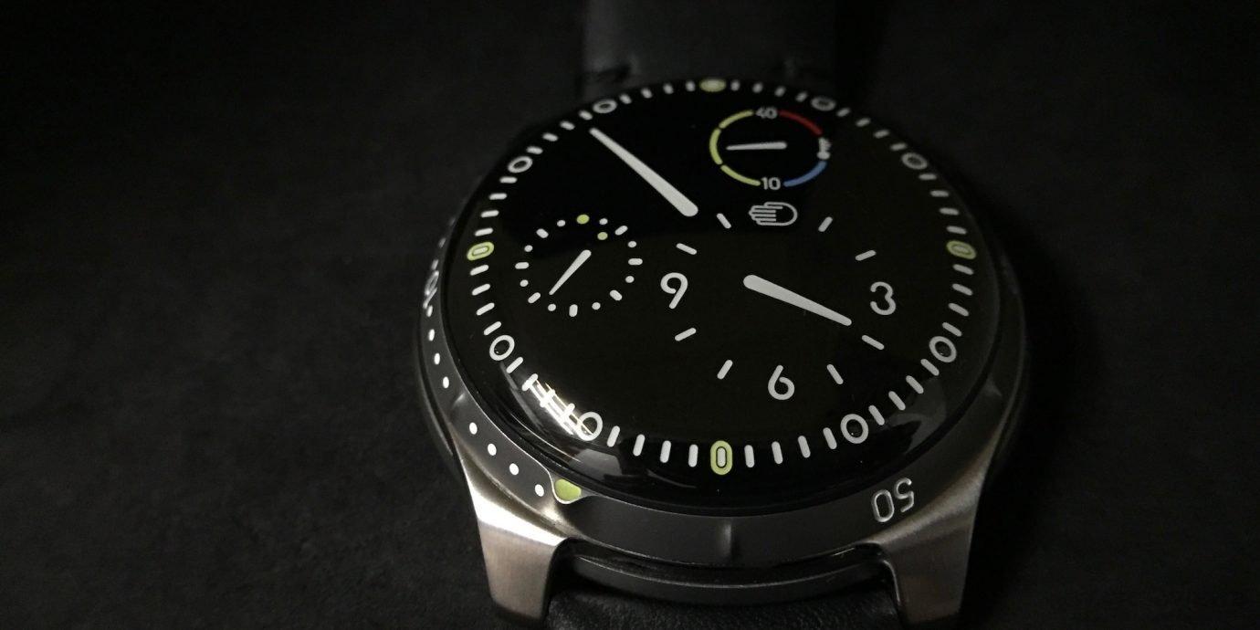 【每週一錶】它不是智慧錶,但是一只潛水錶?Ressence Type 5