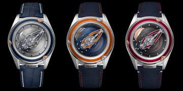 【Pre-SIHH 2019】全身都能變:Ulysse Nardin Freak客製化腕錶