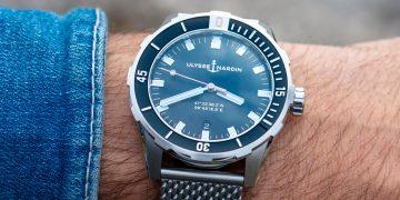 【Pre-SIHH 2019】防鯊秘密武器:Ulysse Nardin Diver潛水錶
