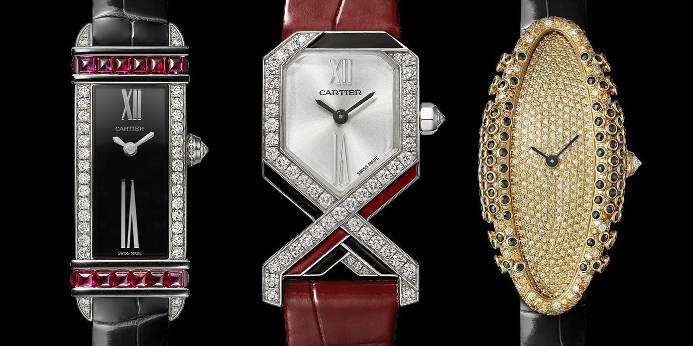 【Pre-SIHH 2019】重新演繹經典:Cartier色彩與藝術饗宴