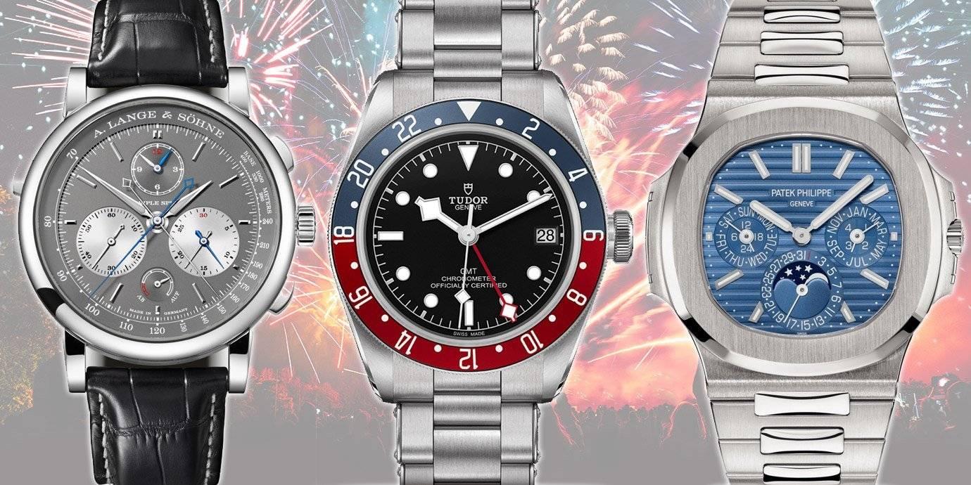 「第一次」備受矚目:令這些腕錶難忘的2018!