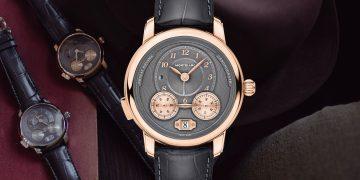 【Pre-SIHH 2019】傳承經典:Montblanc Star Legacy明星傳承系列腕錶(附價格)