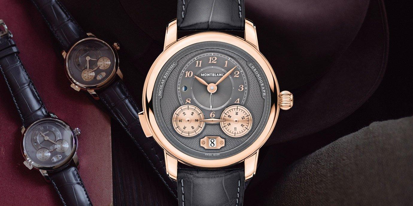 【Pre-SIHH 2019】傳承經典:Montblanc Star Legacy明星傳承系列腕錶