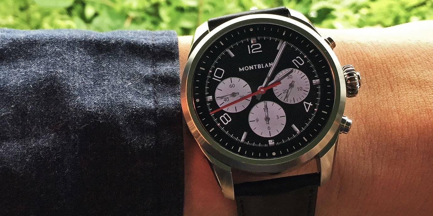 七萬種搭配隨心所欲:Montblanc Summit 2智能腕錶