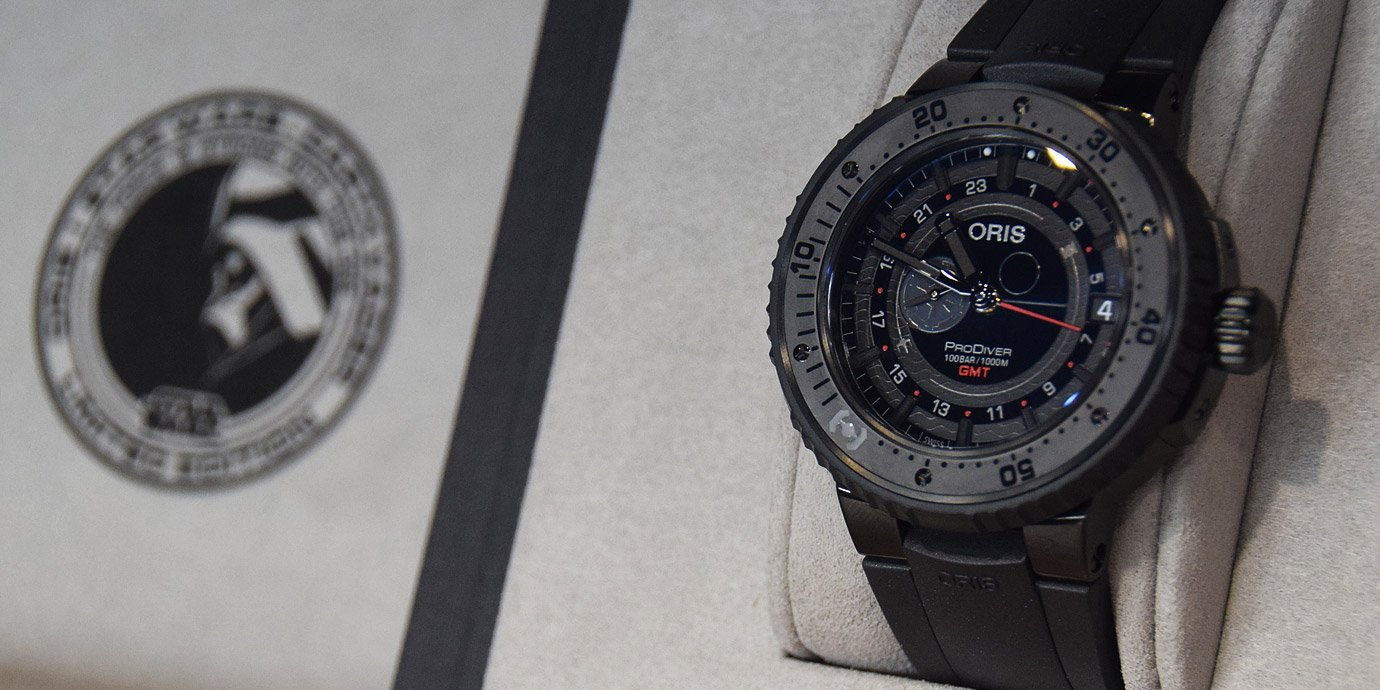 跟著原力完結:Oris星際大戰限量錶