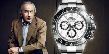 賽車傳奇的誕生:Rolex與傑奇.史都華爵士攜手共創黃金年代
