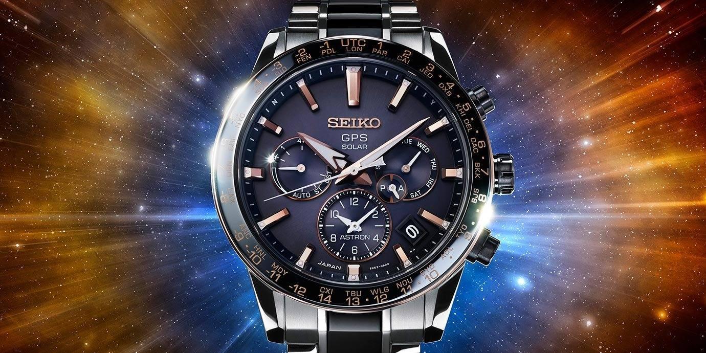 雙重之最:Seiko 新一代「5X系列」誕生
