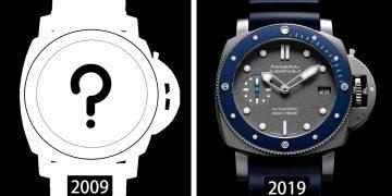 【錶語時事】#10YearChallenge跟風一波:SIHH矚目錶款的10年挑戰