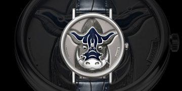 已秒殺的飛天豬:Breguet Classique 7145豬年限量紀念腕錶