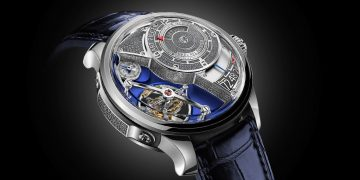【SIHH 2019錶展報導】錶如其名:Greubel Forsey Art Piece Edition Historique