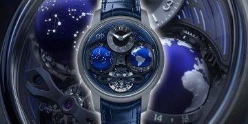 【SIHH 2019錶展報導】探索宇宙:芝柏表Bridges系列Cosmos腕錶