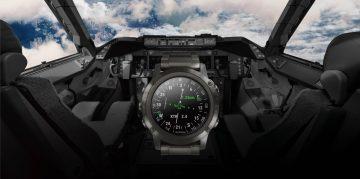 新世代最強飛行錶:Garmin D2 Delta PX鈦金航空錶