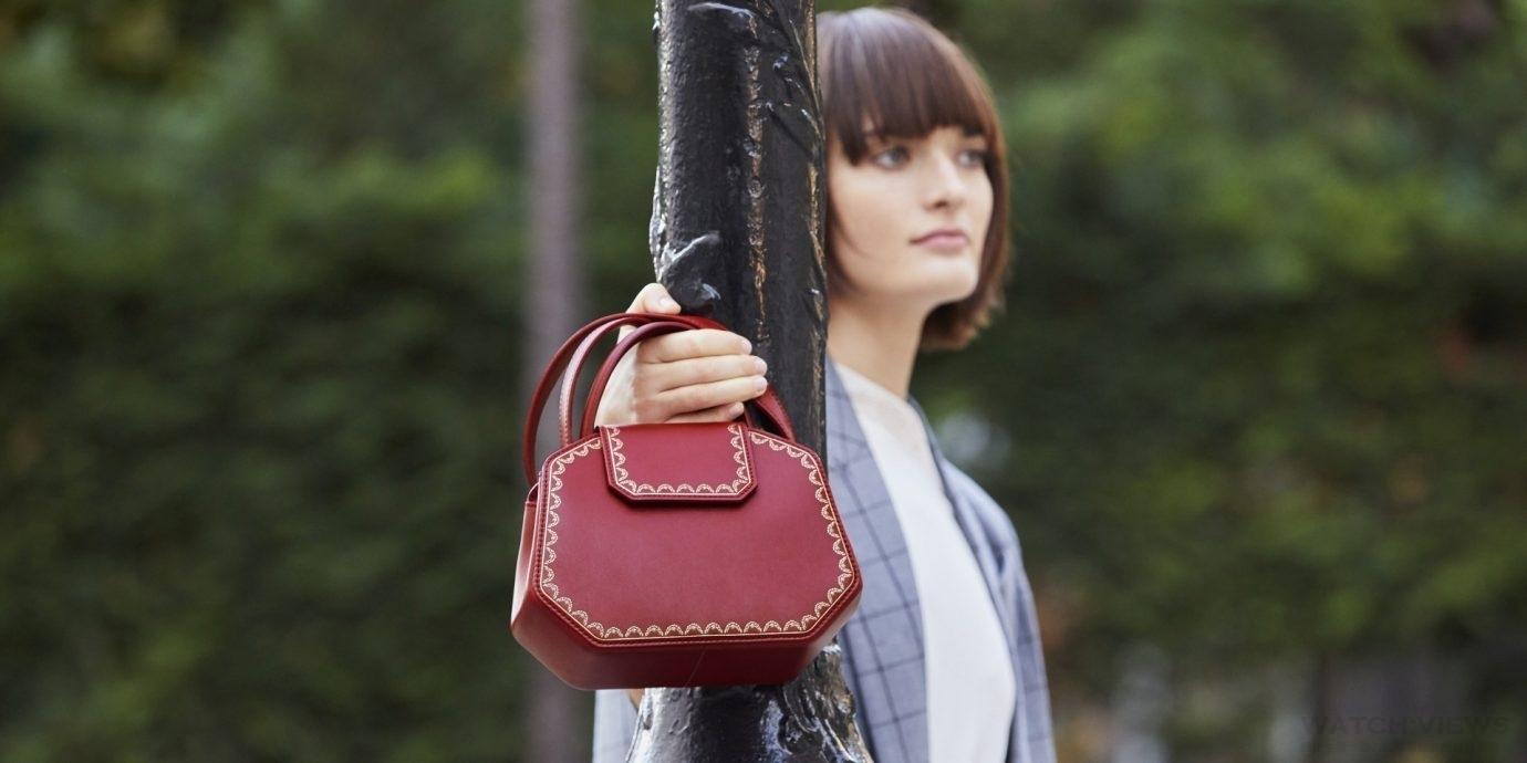 以經典珠寶盒為設計靈感:卡地亞Guirlande de Cartier系列包款引領摩登時尚潮流風範