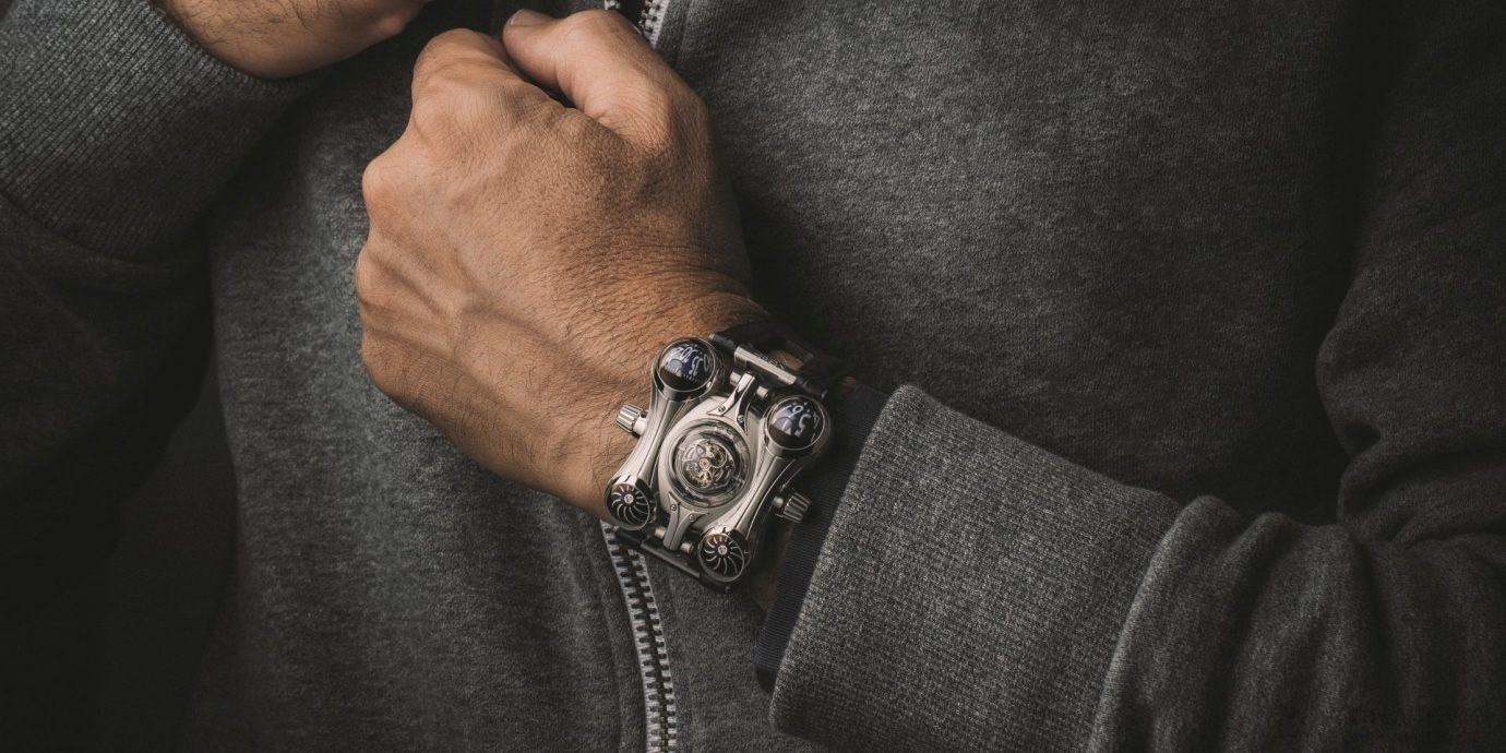 【Pre-SIHH 2019】超新星誕生:MB&F Horological Machine N°6 終極版