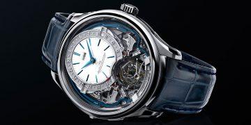【SIHH 2019錶展報導】這些功能太逆天:Jaeger-LeCoultre超卓傳統球型陀飛輪西敏寺萬年曆大師系列腕錶