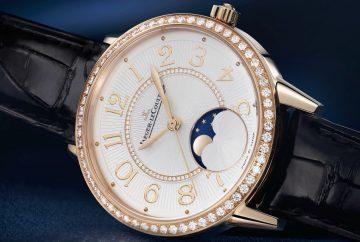 【Pre-SIHH 2019】禮讚積家珍稀工藝:全新RENDEZ-VOUS MOON約會系列月相腕錶