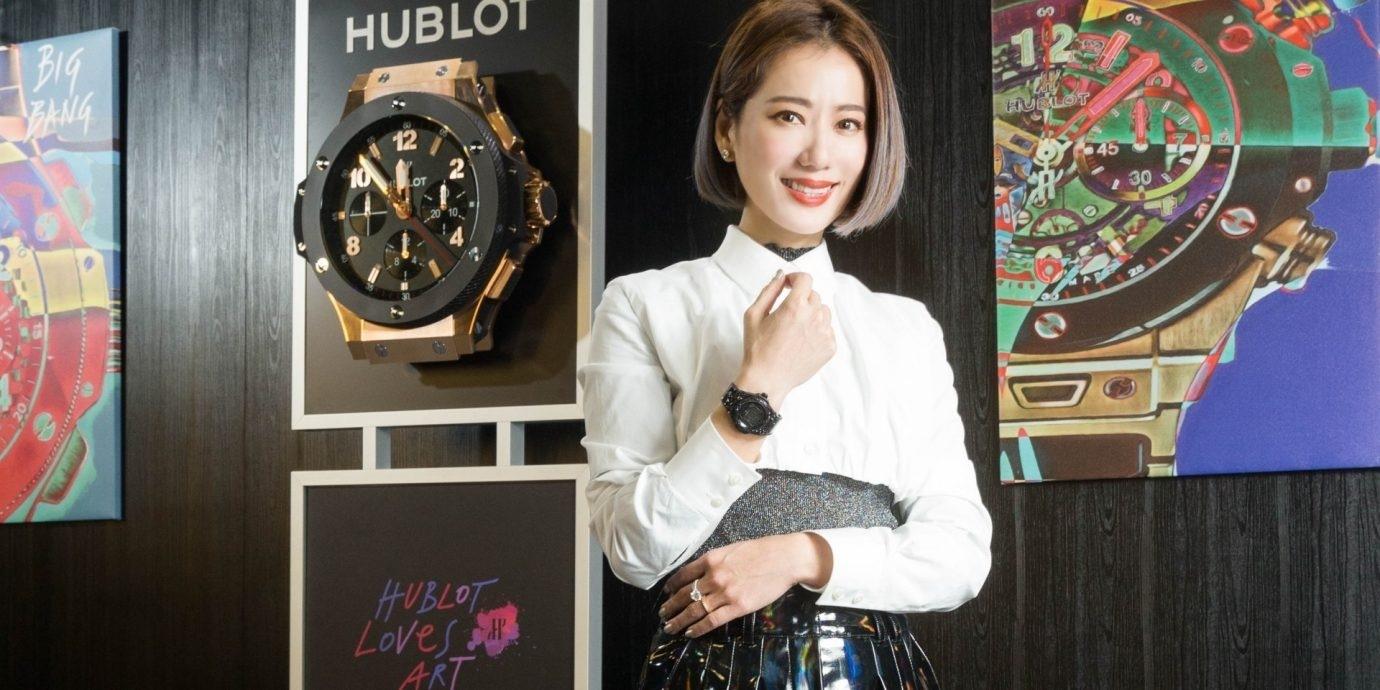 宇舶錶愛藝術,擔任台北當代藝術博覽會官方計時