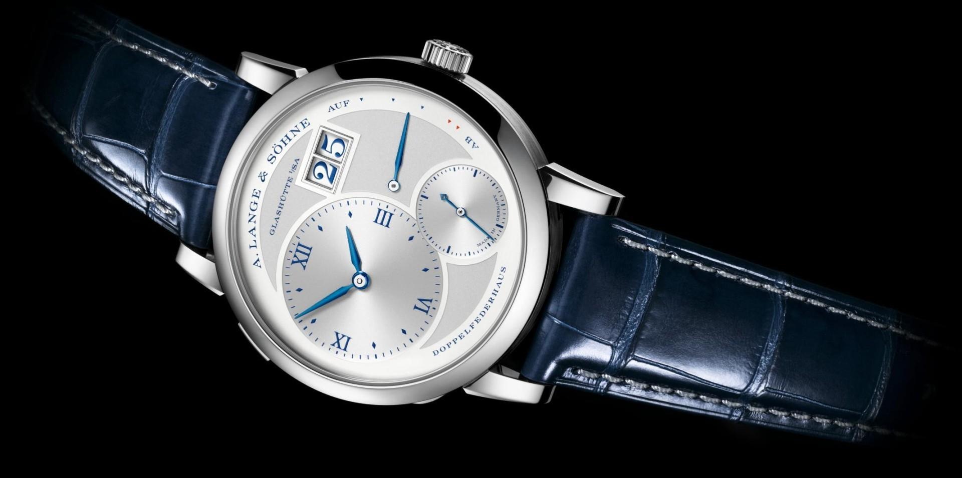 【SIHH 2019錶展報導】朗格為最著名錶款推出週年紀念版—Lange 1 25th Anniversary