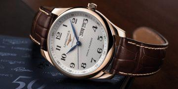 慶祝第5千萬只錶誕生:Longines推出特別款腕錶