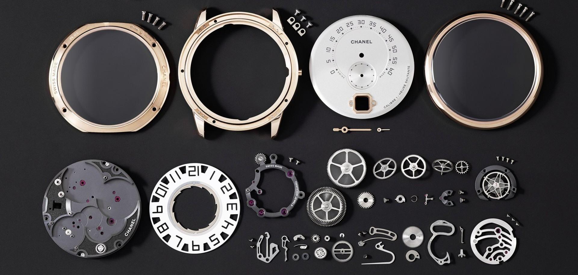 積極布局製錶大業,香奈兒取得KENISSI製錶廠部分股權