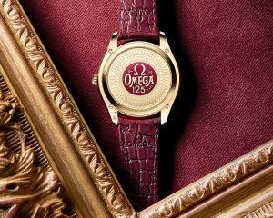 OMEGA歐米茄慶祝誕生125週年,推出兩款向歷史特別致敬的全新作品