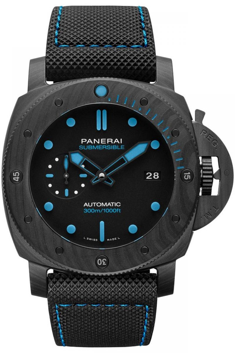Submersible—47mm Carbotech,PAM01616,NTD 565,000。