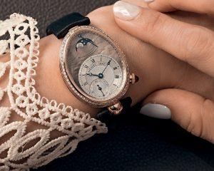 在台北體驗歐式皇室的宮廷風潮:台北亨得利三寶鐘錶舉辦寶璣頂級皇室時計錶展