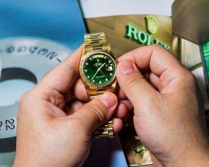 【實戴經驗談】獨一無二的日常:Rolex半寶石面的魅力