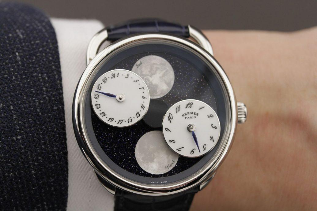 【SIHH 2019錶展報導】這次帶點淘氣:Hermès全新系列錶款