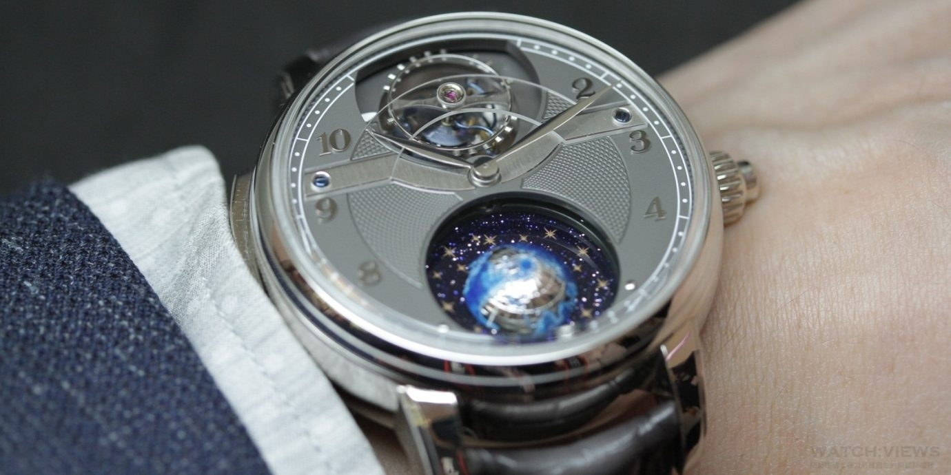 【SIHH 2019錶展報導】萬寶龍推出獨一無二腕錶―Star Legacy系列蛻變限量款8