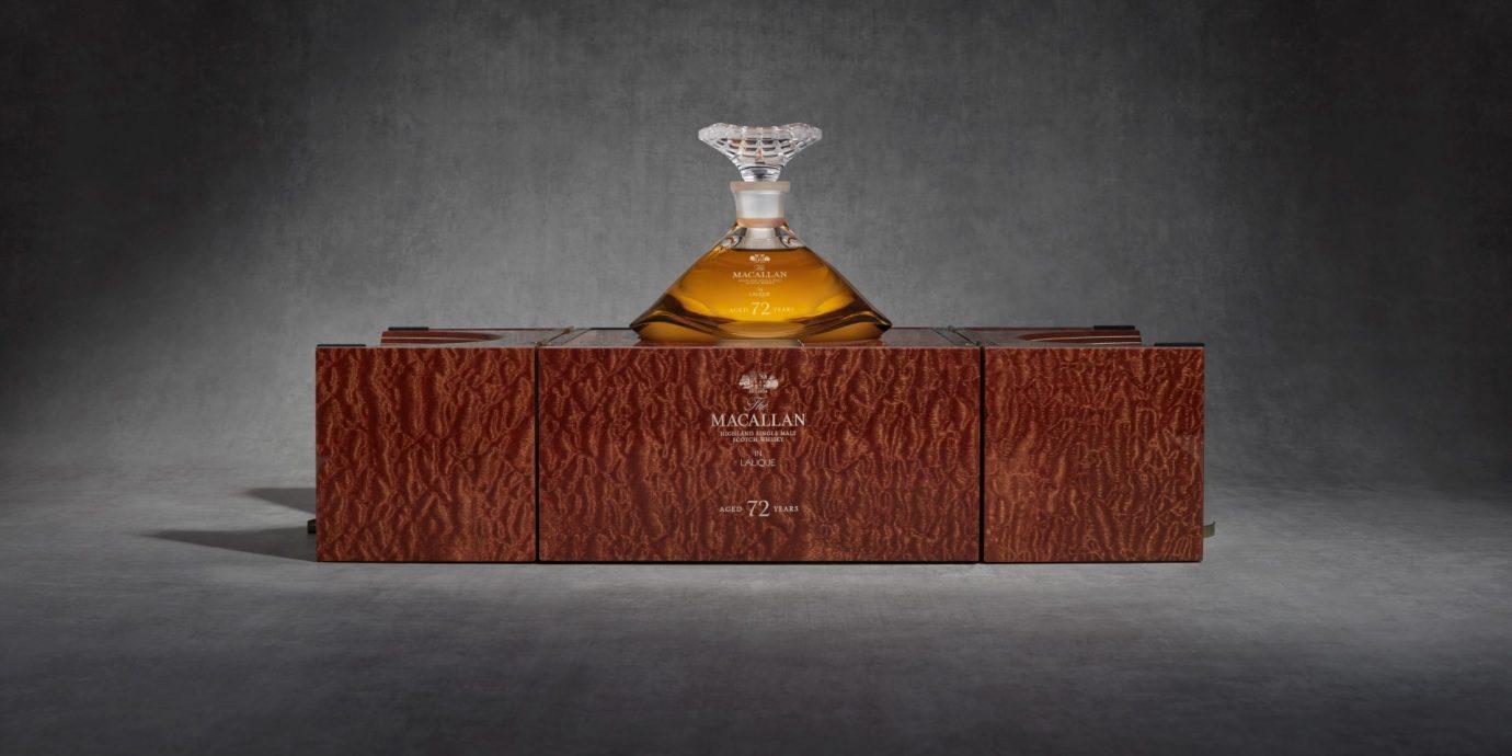 這一瓶僅獻給不平凡的人:麥卡倫72年萊儷水晶瓶威士忌