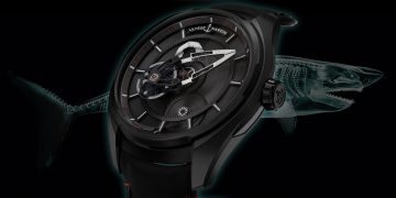【SIHH 2019錶展報導】它更親民了! Ulysse Nardin Freak X腕錶(附價格)
