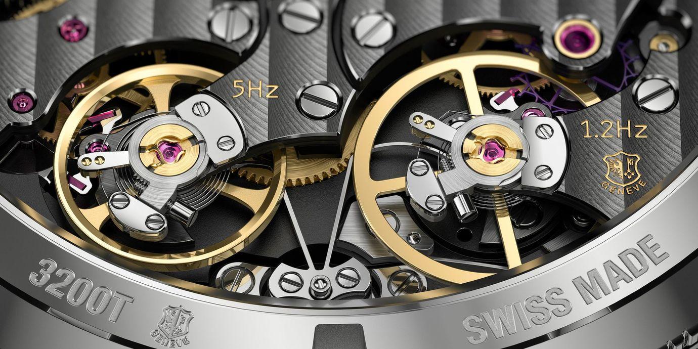 【SIHH 2019錶展報導】雙擺輪還能怎樣?江詩丹頓Traditionnelle Twin Beat萬年曆就不一樣!