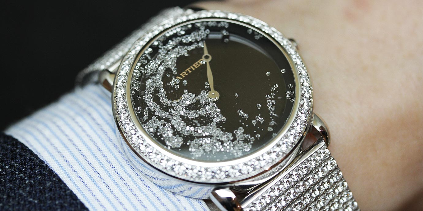 【SIHH 2019錶展報導】卡地亞Panthère Figurative美洲豹系列造型藝術腕錶